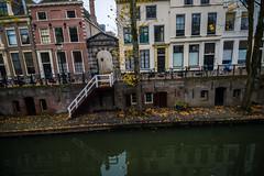 Oudegracht (Emilio Guerra) Tags: lowcountries locations lille netherlands eur2016 paisesbajos nederland utrecht holanda