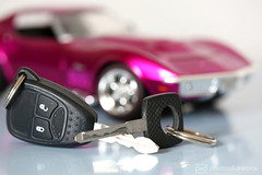 evolution for macro mondays: car keys (photos4dreams) Tags: evolutionp4d car key keys autoschlüssel photos4dreams p4d photos4dreamz diecast model evolution hmm macromondays macro makro auto pkw wagen schlüssel pinkcorvette canoneos5dmarkiii canoneos5dmark3