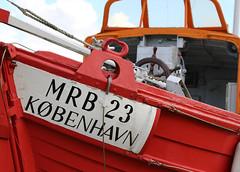 The lifeboat Slettestrand at Springeren Maritimt oplevelsescenter, 16. september 2017. Foto: Per Ryolf (perryolf) Tags: fotoperryolf aalborg springerenmaritimtoplevelsescenter ubåd mtb torpedobåd ship ships schiff schiffe skibe skib marinemuseum