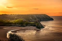 Photo of Three Cliffs Bay