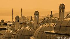 ISTANBUL (01dgn) Tags: süleymaniye travel holiday colors istanbul tele zoom panorama turkey türkiye türkei city urban