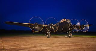 Lancaster Blue Hour
