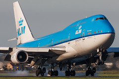 Boeing 747-400 KLM Royal Dutch Airlines PH-BFR cn 27202/1014 (Guillaume Besnard Aviation Photography) Tags: ams eham amsterdamschiphol schipholairport polderbaan plane planespotting airplane aircraft canoneos canoneos1dsmarkiii canonef500f4lisusm boeing747400 klmroyaldutchairlines phbfr cn272021014 boeing747 royaldutchairlines queenoftheskies riodejaneiro fr035