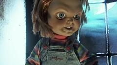 P1500041 (mega.gaz.p) Tags: chuk chucky doll star wars darth vader porps movie props