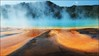 Grand Prismatic Spring. (Photoroca) Tags: grandprismaticspring spring yellowstone usa américa parques parque national park colors colores amazingplace loveit blue vapor agua geisers geiser nature naturaleza