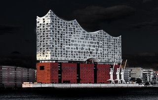 Elbphilharminie Hamburg. (Explored 05.08.2017)