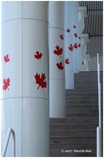 An Empty Shot - Canada Place XT4640e