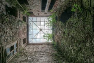 Mechový zámek /Moosy chateau