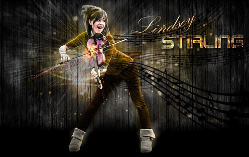 Lindsey Stirling fan photo