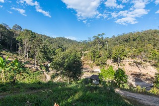 trekking chiang mai - thailande 1