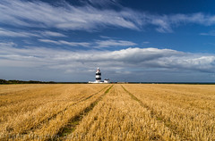 The Sunny South East. (Tony Brierton) Tags: 18817 cowexford hookhead lighthouse countywexford ireland