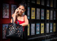Nunca Te Rindas (XBeauPhoto) Tags: fujixt10 london xavbeaumont candid cigarette latina posters smoking soho spanish street streetphotography urban
