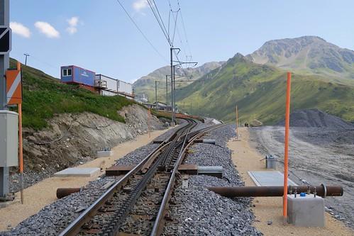 MGB - Station Nätschen Oberalp (W1)