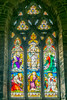 The Transfiguration, St John's Church, Castle Street, Tralee (Bernard Healy) Tags: tralee stainedglass earleybros stjohnstralee church transfiguration stpeter stjames stjohn jesus elijah moses catholic churchart 1902 irishart gospel luminousmysteries