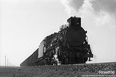 2015/1/2 JS8089 Sandaoling (Pocahontas®) Tags: js8089 steam engine locomotive loco railway railroad rail train sandaoling kodak film 135film tmax400