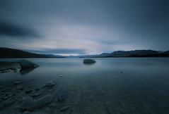 Lake Tekapo (lfeng1014) Tags: laketekapo otago southisland newzealand nz tranquil longexposure 35seconds canon5dmarkiii ef1635mmf28liiusm leefilters calm landscape water lake rocks lifeng