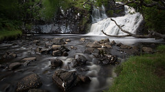water fall (oras_et_marie) Tags: scotland iledemull nd1000