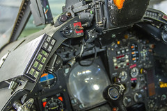 RAF Cosford 238 Sqn's SEPECAT Jaguar (Kev Gregory (General)) Tags: no 1 school technical training sott raf cosford 238 squadron fleet sepecat jaguar gr1 gr3 aircraft maintenance mechanic staff sqn detail forthcoming 148 scale 54 coltishall tech early 80's royal air force fighter bomber ground attack kev gregory canon 7d propulsion sootie british french jet close support nuclear strike role turbofan rollsroyce turbomeca adour breguet bac corporation anglo military reconnaissance tactical cold war