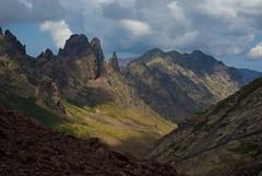 GR20, Corsica (palm_oliv) Tags: mer sea hiking escalade climbing randonnée montagne mountain hill peak landscape nature flnc island méditérannée france gr20 corse corsica