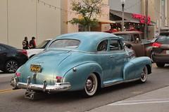 Ventura Nationals Cruise Night 2017 (USautos98) Tags: 1948 chevrolet chevy fleetline hotrod streetrod kustom
