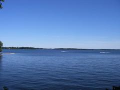 Wellesley Island State Park (stingrayintl) Tags: newyork river stlawrenceriver statepark newyorkstateparks jeffersoncounty wellesleyisland wellesleyislandstatepark thousandislands water