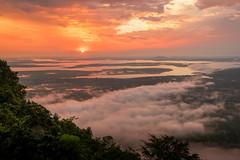 Cloud, lake and dawn (minhty0602) Tags: dawn sunrise morning thebeginning newstart newday vietnam vietnamlandscape cloud stunningcloud lake dautienglake tayninhprovince badenmountain pentax pentaxk3 pentaxdslr pentaxcamera sigma sigma1750 sigmalens