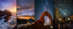 Ending the year with these 4 workshops - come along for some fun (Darren White Photography) Tags: archesnationalpark grandteton oregoncoast oregonbeaches oregon landscapesoforegon landscapephotography mountains arches colorado coloradolandscapes nightphotography