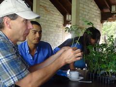 DSC02141 (Horticulture Innovation Lab) Tags: photobyarchiejarman honduras zamorano grafting nienhuis kleinhenz ohiostateuniversity