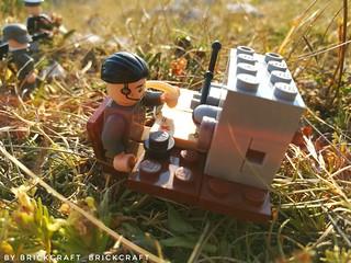 Lego German radio