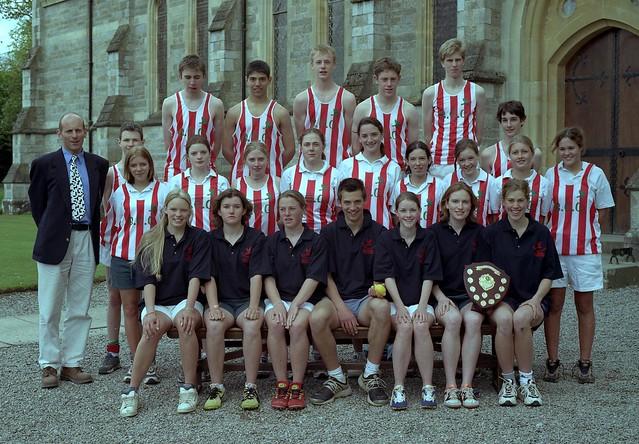 Sports photos 2001