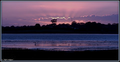 """"""" Where Peace Comes Dropping Slow........."""" ("""" P@tH Im@ges """") Tags: dusk ight purple pspx3exphdr lagoon"""