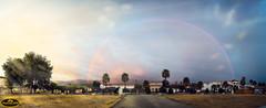 Arcoíris en Los Barrios (PictureJem) Tags: arcoiris landscape