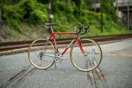 Robs Classic road bike