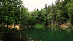Kolorowe Jeziorka (☽ Równonoc ☾) Tags: lakes kolorowe jeziorka mines poland