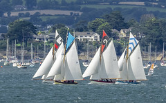 Falmouth Working Boats competing at Falmouth Regatta - Aug 2017 (Bob.Bee) Tags: falmouthworkingboats falmouthharbour cornwall boats boat coast coastal coastalview coastline estuary england falmouth harbour ocean olympus olympusomdem1 quayside racing rocks race riverfal river sea seascape seaside shoreline sails ships sky sailingboats uk water watersedge waves windsandandwater yachts yachtracing yacht yachtrace