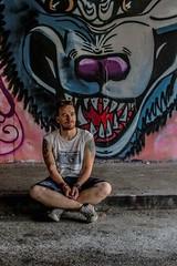 #me #io #contemplativo #photo #photography #canon #canoneos4dmarkiii #turin #torino #instantanea #wolf #tattoo (marcodalsasso1) Tags: turin torino instantanea tattoo me io wolf canon photography contemplativo canoneos4dmarkiii photo