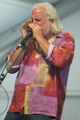 Tab Benoit (2017) 07 - Johnny Sansome (guest) (KM's Live Music shots) Tags: blues unitedstates neworleans johnnysansome tabbenoit harmonica neworleansjazzheritagefestival bluestent fairgroundsracecourseneworleans