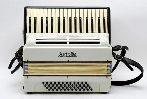 Piano Accordion ($150.00)