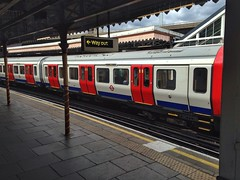 Westbourne Park (brimidooley) Tags: london city travel tube station ロンドン england uk 런던