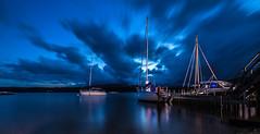 Glasson dock 2 (MrMunky) Tags: longexposure tripod dock lakedistrict lakes lake twilight hour