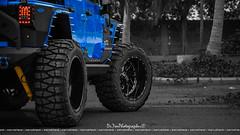 "THE HYDRA on 22x12 - 37"" (dr.7sn Photography) Tags: thehydra hydra hydro hydroblue hassan happy hailhydra hdr jeddah jeep jeepwrangler jk jku jeepers jeeplife jeeps wrangler wheels blue bluewrangler bluejeep bodyarmor bw fueloffroad triton 22x12 nitto mudgrappler 37x1350r22 saudi saudiarabia smile street sahara summer smittybilt aceengineering arb oldmanemu polaredition polar"