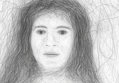 173 (robwiddowson) Tags: robertwiddowson digital art digitalart photoshop adobe scribble sketch