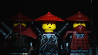 Lego Order Of The Four Red Dragons
