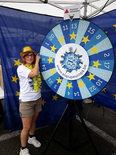 Wheel of Fortune city of Geel