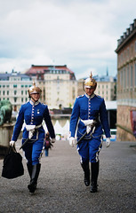 Changing of the Guard (Dan Haug) Tags: royalguards stockholm royalpalaceofstockholm defence soldiers armedforces fujifilm xt2 xf56mmf12r xf56