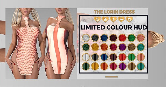 #LIMIT8 (TheLorinDress) LIMITED Colour Hud