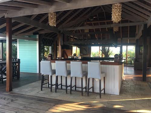 Bar at Cocobay Resort, Antigua