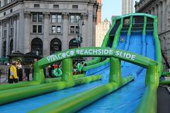 Vita Coco Beach (NYCDOT) Tags: citi citisummerstreets summerstreets 2017
