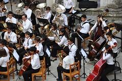 European Heritage Days 2017 - Banda da Sociedade Filarmónica Gualdim Pais at Convento de Cristo, Tomar