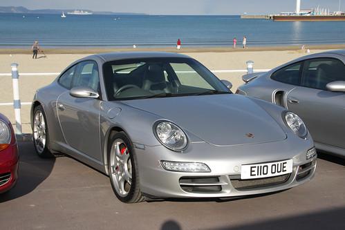 Porsche 911 Carrera E110 OUE